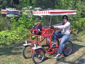 Kat-Quadricycle